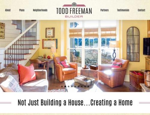 Todd Freeman Builder